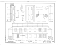 Customhouse and Post Office, Christiansted Warf Square vicinity, Christiansted, St. Croix, VI HABS VI,1-CHRIS,3- (sheet 7 of 9).png