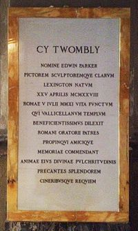 Cy Twombly commemorative plaque.jpg