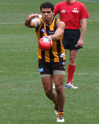 Cyril Rioli - Rioli in 2011