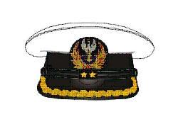 Czapka wiceadmirał m