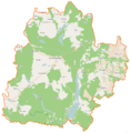 Czarna Dąbrówka (gmina) location map.png