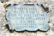 Here was born plaque.