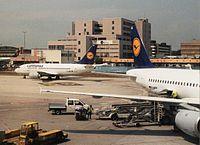 D-AIQE - A320 - Eurowings
