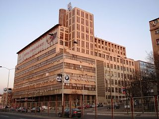 BIGZ building