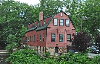 Droescher's Mill - Image: DROESCHERS MILL, CRANFORD, UNION COUNTY