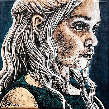 Daenerys from Game of Thrones