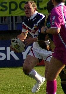 Dale Ferguson (rugby league) Scotland international rugby league footballer