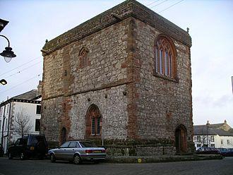 Dalton-in-Furness - Dalton Castle, Dalton-in-Furness