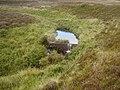 Dam across Allt Gortan - geograph.org.uk - 523456.jpg