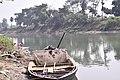 Damodar River at Raspur, Howrah 02.jpg