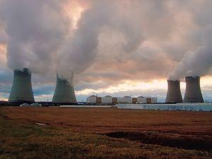 Das Kernkraftwerk