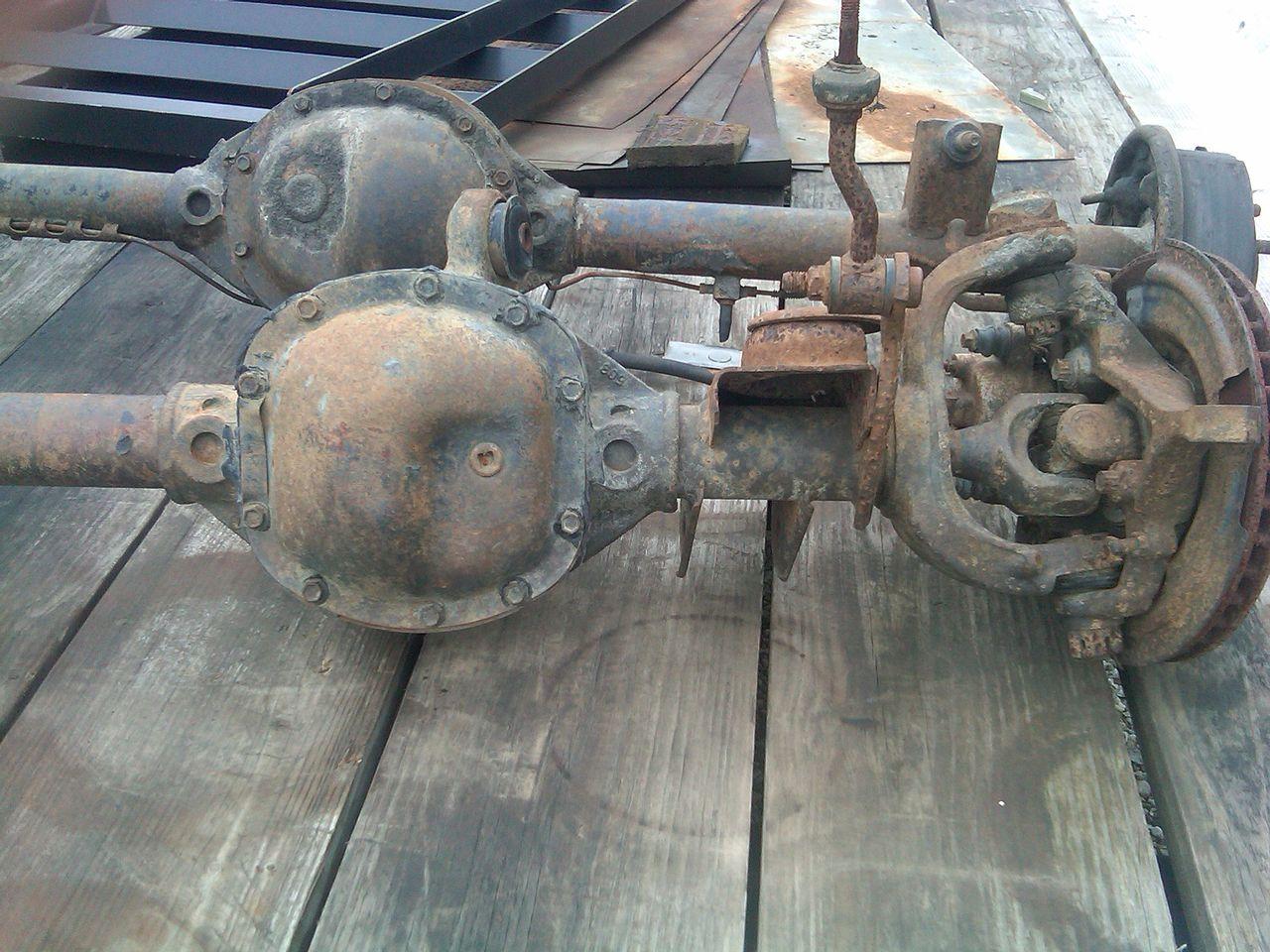 Front Axle Beam Design Pdf