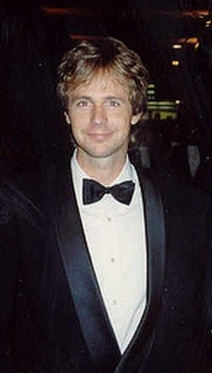 Dana Carvey - Carvey at the 41st annual Emmy Awards in 1989.