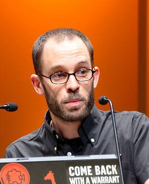 Daniel Domscheit-Berg - Daniel Domscheit-Berg at 26C3, talking about WikiLeaks, 27 December 2009