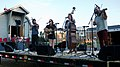 Danny Knicely Dave Van Deventer Furnace Mountain Band Berryville VA June 2012.jpg