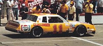 Junior Johnson & Associates - Darrell Waltrip's No. 11 in 1983