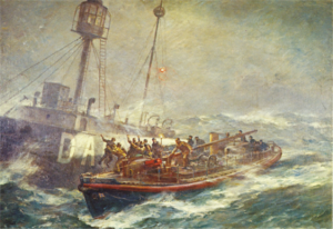 RNLB Mary Stanford (ON 733) - Daunt Rescue