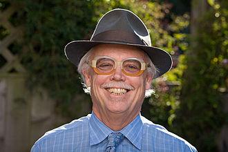 David Bunnell - David Bunnell Self-portrait photograph