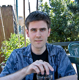 Dave Shea (web designer) - Dave Shea in June 2003