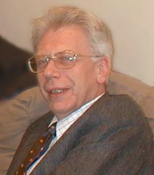 David Fallows - David Fallows in 2002
