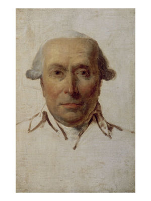 Philip Mazzei - Philip Mazzei; portrait by  Jacques-Louis David (c.1790)