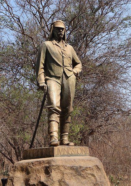 Ficheiro:David Livingstone à Victoria Falls.JPG