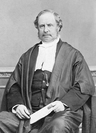 Speaker of the New Zealand House of Representatives - Image: David Monro, ca 1873