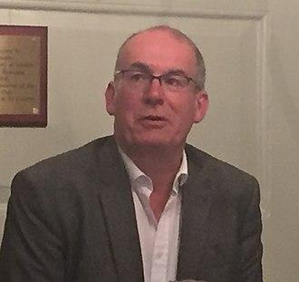 David Quantick - David Quantick at a BCA event in May 2018