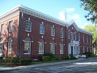 White Hall (Daytona Beach, Florida) - Image: Daytona Beach White Hall 01