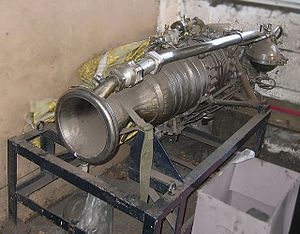De Havilland Spectre rocket engine.jpg