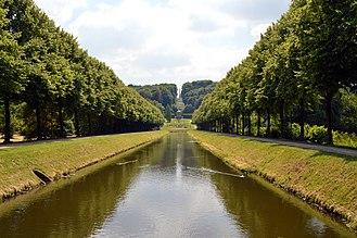 Kleve - Mid 17th century Tiergarten