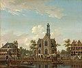 De Westerkerk aan de Keizersgracht, Amsterdam - Isaak Ouwater 1778 National Gallery of Canada (no. 6749).jpg