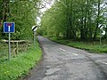 Dead end^ Really^ - geograph.org.uk - 170743.jpg