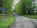 Dead end^ Really^ - geograph.org.uk - 170743.jpg