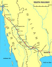 Burma Railway Wikipedia