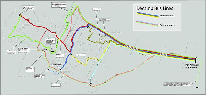 decamp map