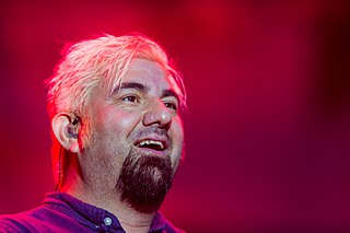 Chino Moreno American alternative metal singer and guitarist
