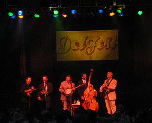 Del McCoury - Del McCoury Band at 2nd Annual DelFest (2009)
