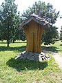 Denkmal den heiligen Jungfrau zur Milleniumsfeier, 2020 Sárvár.jpg
