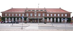Denmark-Horsens train station.jpg