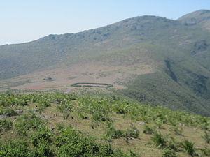 Deomali (mountain) - Image: Deomali