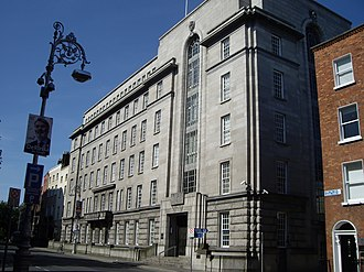 Department of Business, Enterprise and Innovation - Department Headquarters, Kildare Street, Dublin 2.