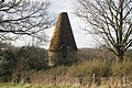 Derelict Oast House at White House Farm, Lye Green, East Sussex - geograph.org.uk - 1242779.jpg