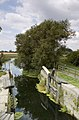 Derelict lock gates at Lode Farm - geograph.org.uk - 897485.jpg