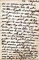 Dernière lettre de la reine Marie-Antoinette à sa dame du Palais, Mme de Fitz-James.jpg