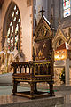 Derry St. Eugene's Cathedral Cathedra 2013 09 17.jpg
