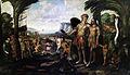 Descubrimiento de America en Pinacoteca de Sao Paulo.jpg