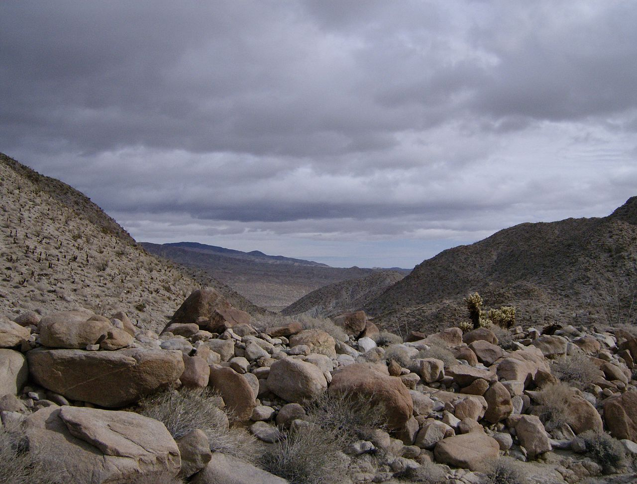 wiki deserts california
