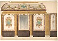 Design for wall panels with putti and flower garlands MET DP811675.jpg