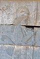 Detail of Bas Relief, Persepolis (4680113566).jpg